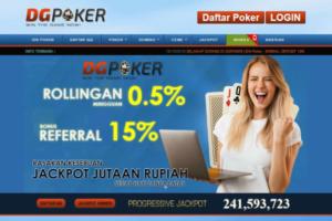 situs idn poker online dgpoker